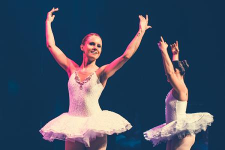 Show: Once Upon A Dance