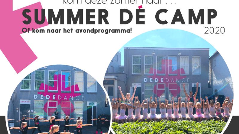 Summer Dé Camp