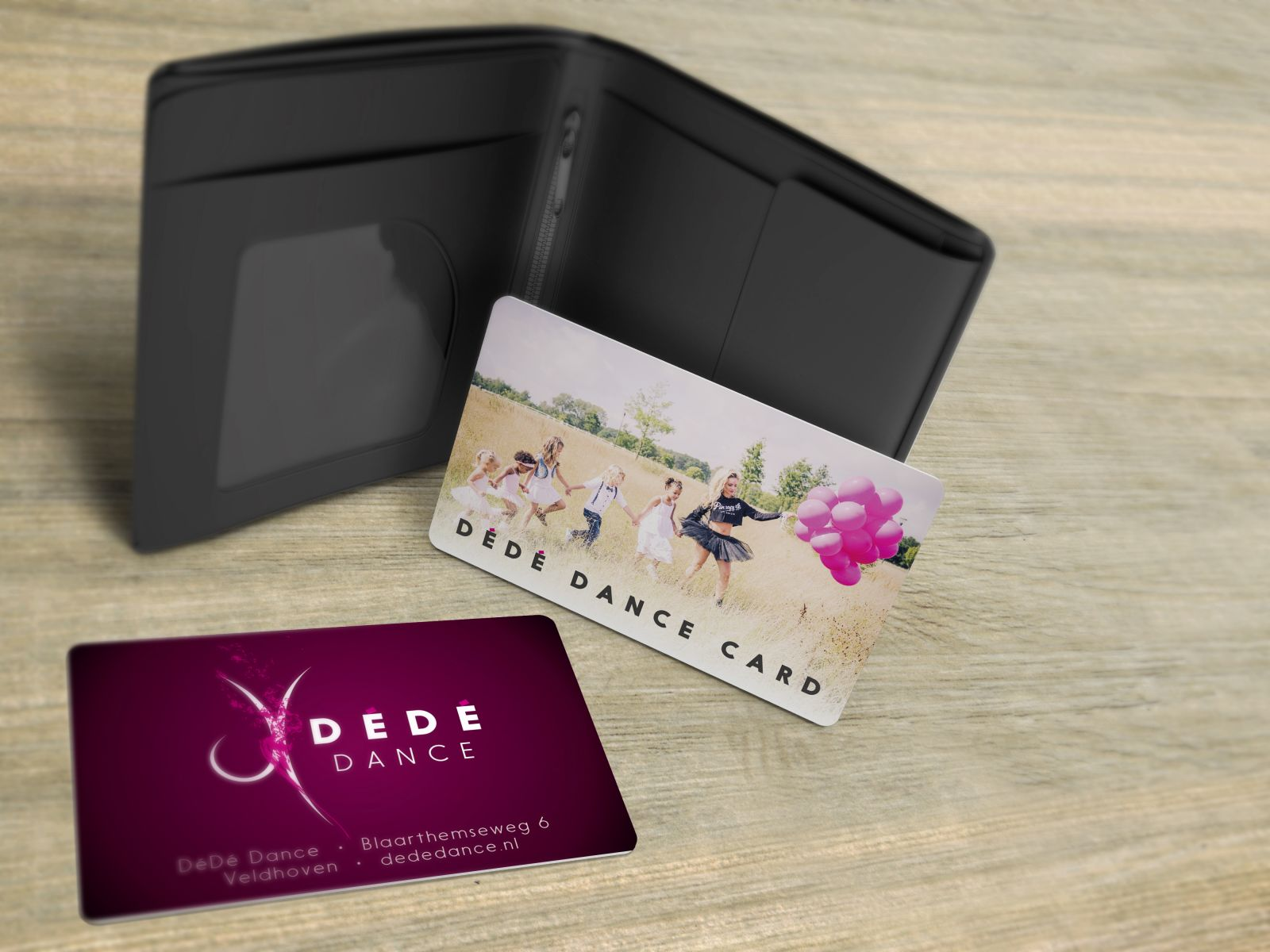 DéDé Dance Card